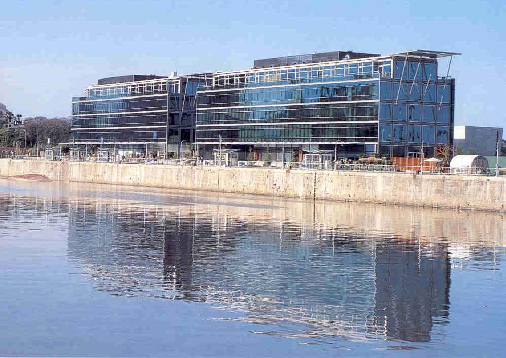 oficinas olga cossettini 1545 - puerto madero - 2° sur