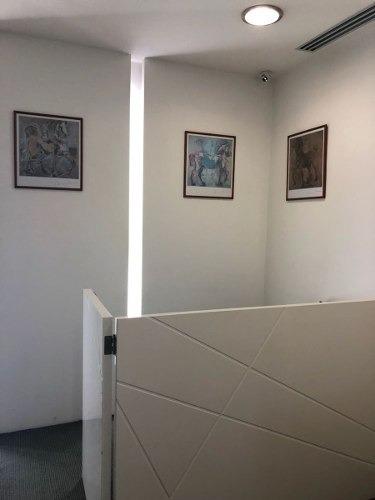 oficinas palmas amuebladas renta