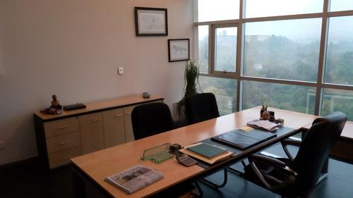 oficinas polanco con vista al castillo de chapultepec