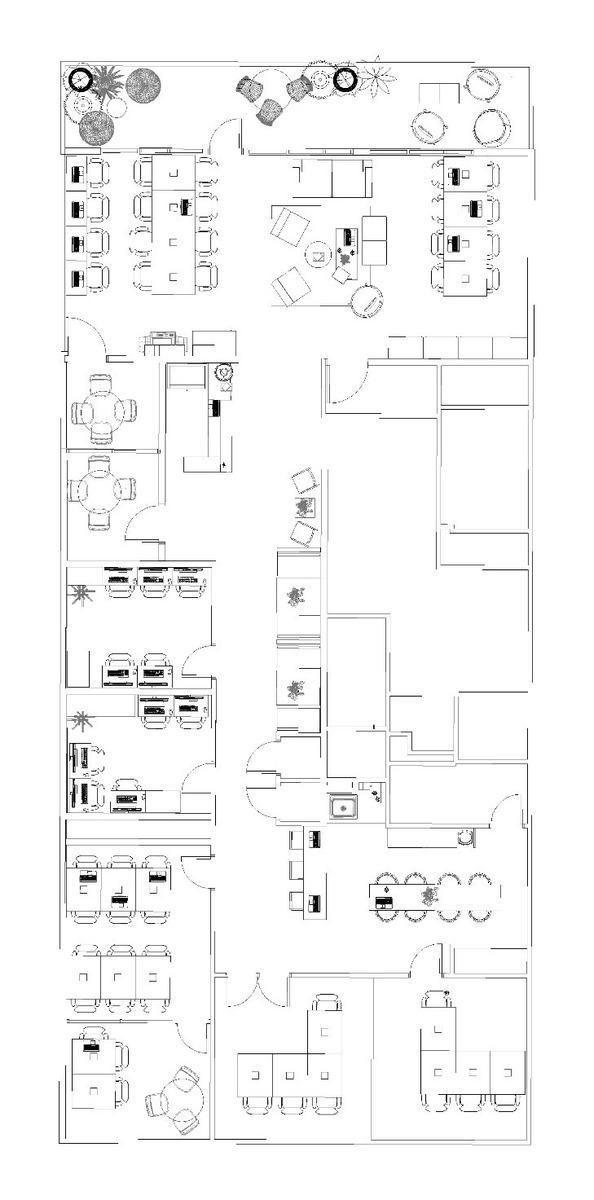 oficinas privadas para 5-12p en coworking - microcentro