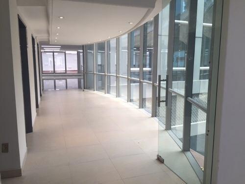 oficinas renta anzures 538 m2 aprox. moderno