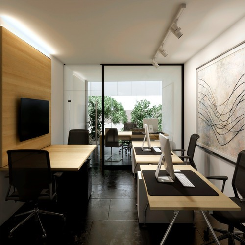 oficinas renta armoran one, montebello