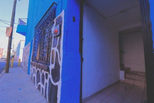 oficinas renta col. general real.
