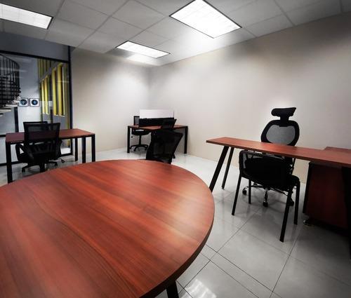 oficinas renta corporativo potencial, ladrón de guevara