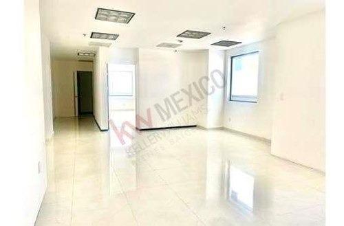 oficinas renta interlomas 87 m2 primer piso