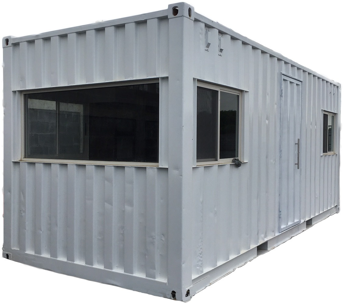 Oficinas talleres viviendas en contenedores maritimos for Diseno de oficinas con contenedores