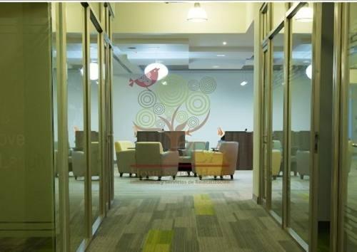 oficinas totalmente equipadas con servicios!!!