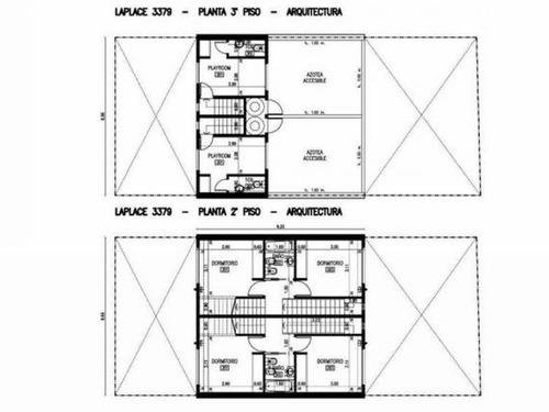 oficinas venta villa general mitre
