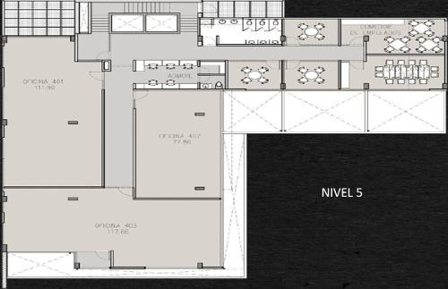 oficinas y locales en venta - torre puerta del sol - san jerónimo, nl