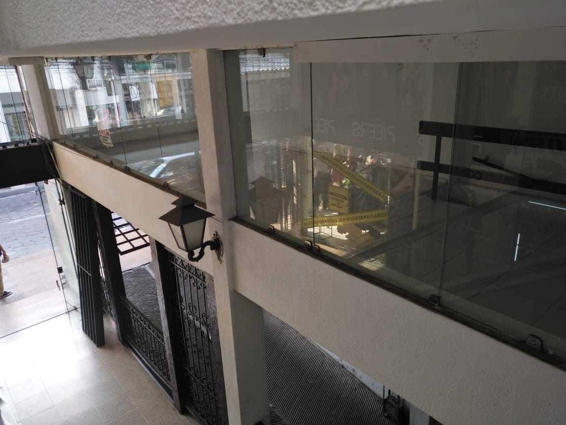 oficna en alquiler zona centro galeria casco viejo
