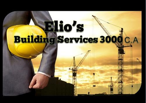 ofrecemos servicios en construccion y remodelacion