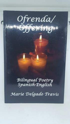 ofrenda / offering - libro novela