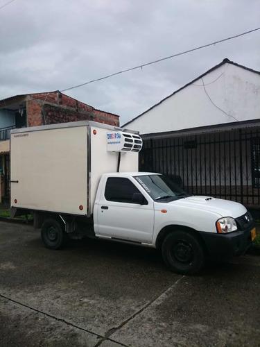 ofrezco camioneta para trnsporte