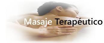 ofrezco masaje relajante y terapeutico