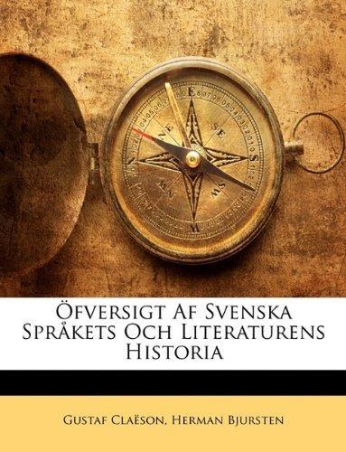 ofversigt af svenska sprakets och literaturens historia : g
