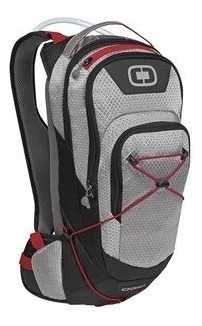ogio baja 70 hydration backpack mochila camel black,chrome