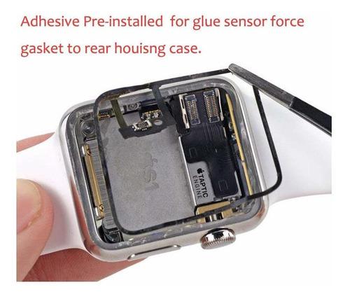 ogodeal froce de sensor de contacto adhesivo junta flex cabl