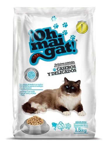 ¡oh maii gat! caseros y delicados 8 k - kg a $9875