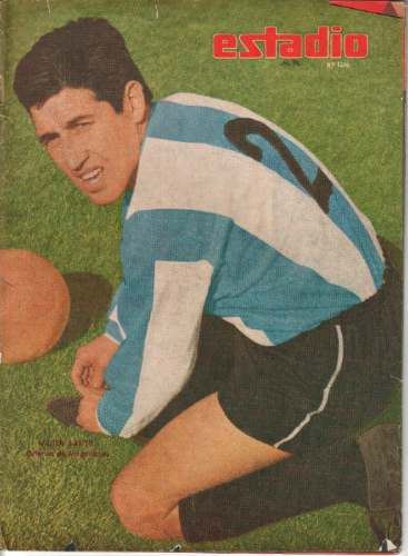 o'higgins 1966, victor santis magallanes, rev. estadio
