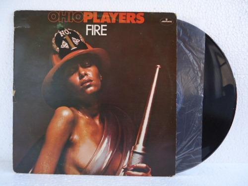 ohio players fire lp de vinil excelente estado ano 1975.
