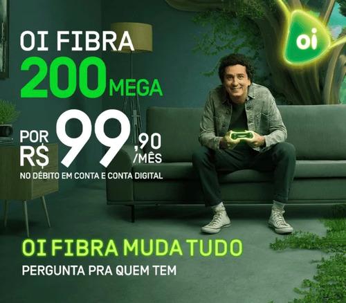 oi fibra 200 mega r$99,90 - anuncio de teste