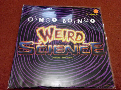oingo boingo  weird science   vinilo