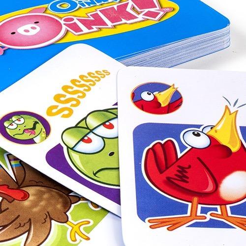 oink! ruibal infantiles (desde 4 años)
