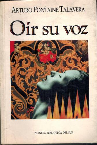 oir su voz (biblioteca del sur. novela) / green libros