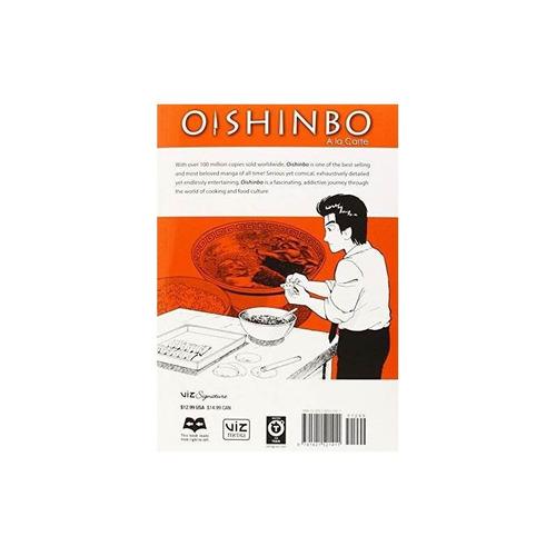 oishinbo: à la carte, vol. 3: ramen y gyoza