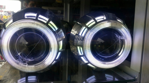 ojo de angel proyector de luz hid