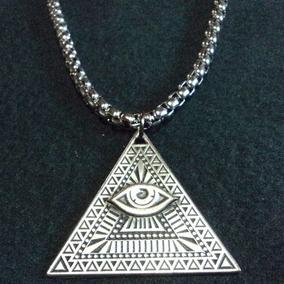 nuevo producto 056b0 da4fc Collar Illuminati - Joyas y Bijouterie en Mercado Libre ...