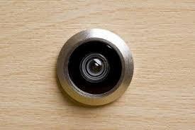 ojo magico instalado a domicilio $ 12.000   proteja su casa