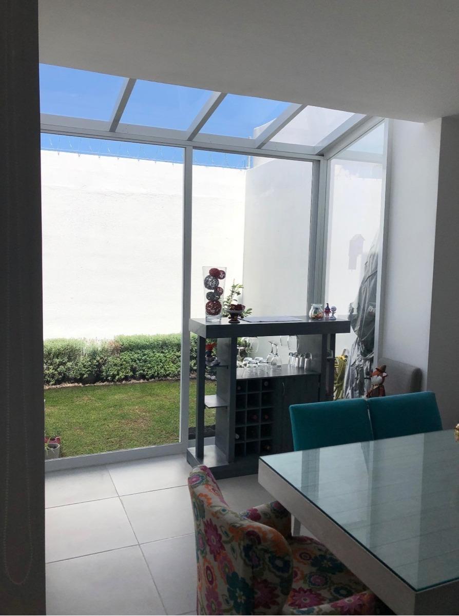ojo rento excelente casa qro resid el refugio 140 m2 $14.000