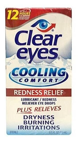 ojos claros enfriamiento confort enrojecimiento socorro 05 o