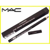 Lapiz Creyon Mac Cosmetics Para Cejas Negro Marron