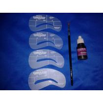 Kit Pigmentacion Semipermanente Para Cejas