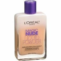Base Liquido Magic Nuede Marca L´oreal Paris.