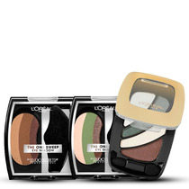 Sombras Loreal One Sweep Y Colour Riche (quads)