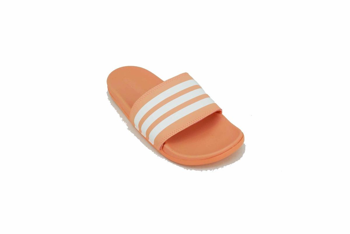purchase cheap 9d810 4ac64 ojota adidas adilette comfort coral dama deporfan c. Cargando zoom.