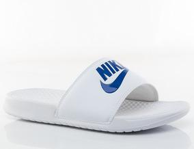 80f29b8a4ab Ojotas Nike Benassi Hombre - Ropa y Accesorios Blanco en Mercado ...