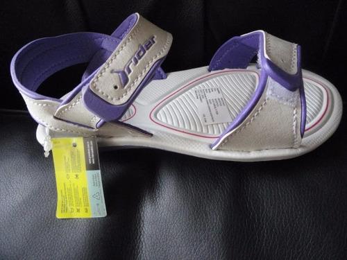 ojota pantufla o sandalia rider mujer y niñas varios modelos