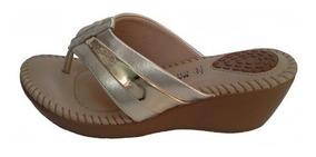 afd0ed93 Massimo Chiesa Zapatos Mujer Dorados - Ropa y Accesorios en Mercado ...