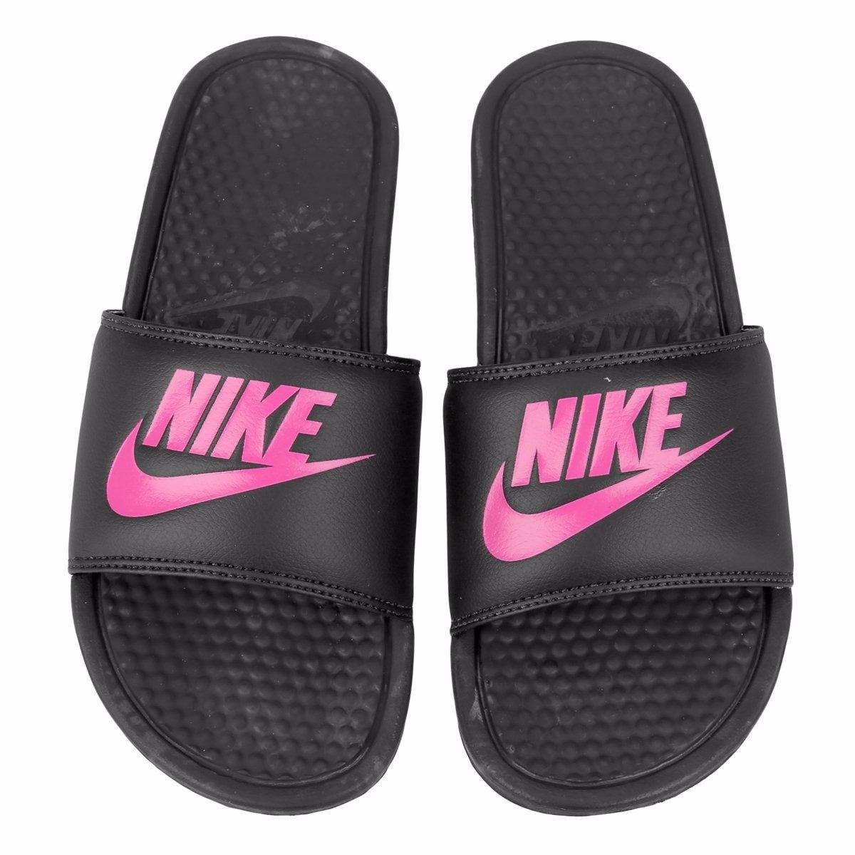 Ojotas Nike Sb Ojotas Nuevo Benassi Negro Rosa Hombre Mujer Nuevo Ojotas 950 558fa2