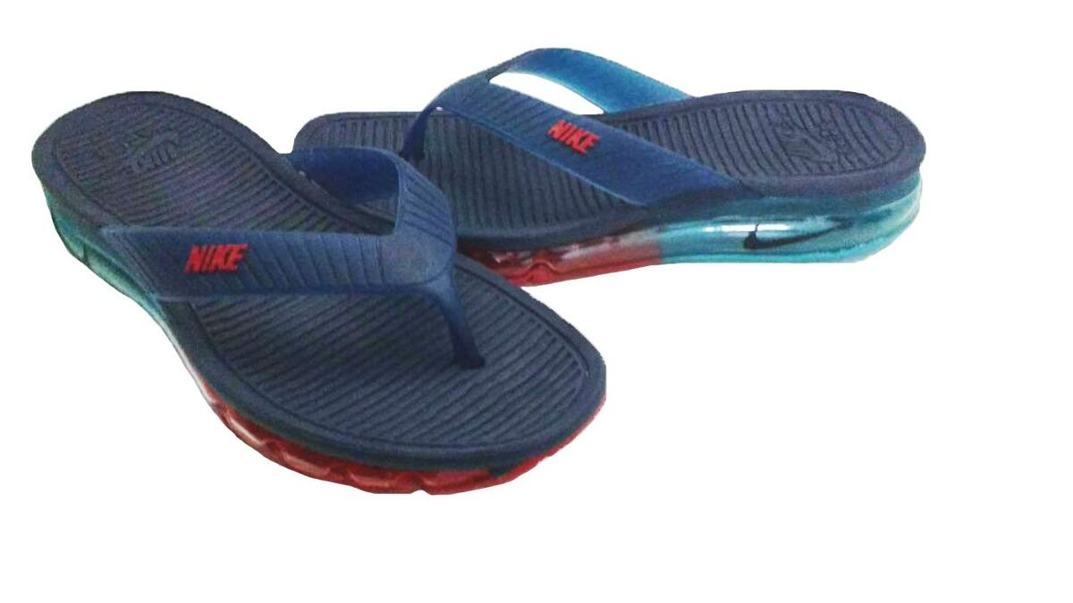 Ojotas Nike Air Max Hombre Originales - $ 899,99 en Mercado Libre