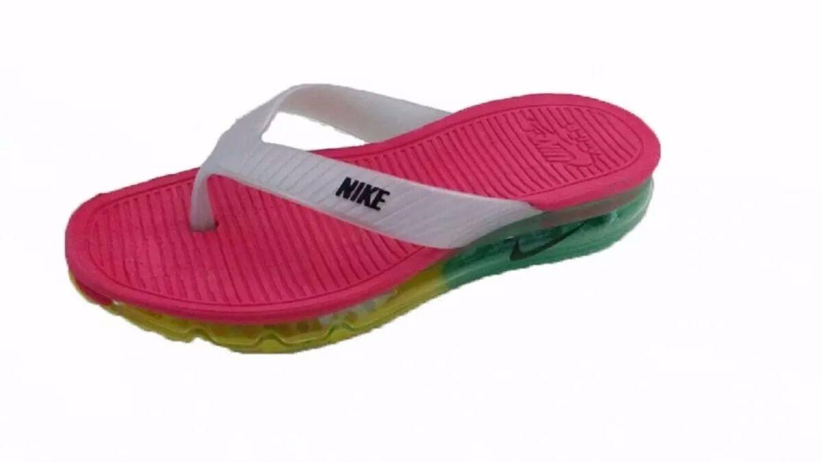 Ojotas Nike Air Max Mujer Importada 2016 Zona Palermo
