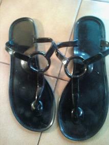 T3940 Avon Pvc Fashion De Negro Ojotassandalias En Jl3TK1cF