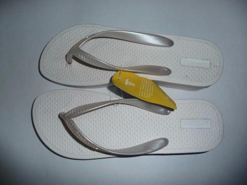 ojotas sandalias taconas hawaianas dama con taco economica