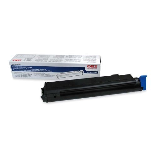 okidata 43979101b410series toner cartridge 3.5k