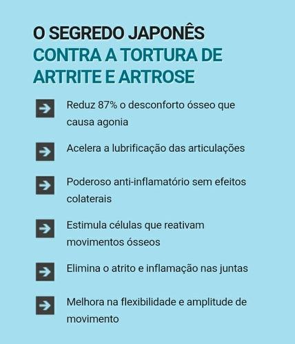 okina o melhor remédio para artrite e artrose