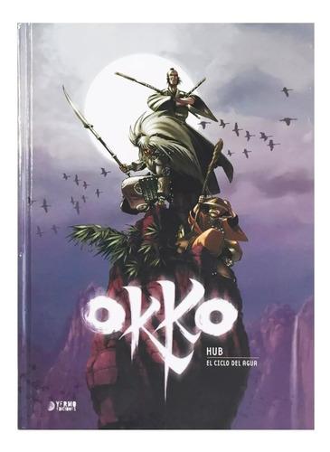 okko ciclo del agua - yermo ediciones - tapa dura - samurais